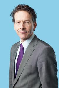 Jeroen Dijsselbloem, President finance ministers Eurogroup