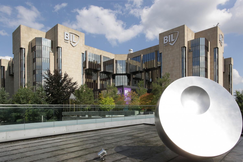 BIL's Luxembourg head office