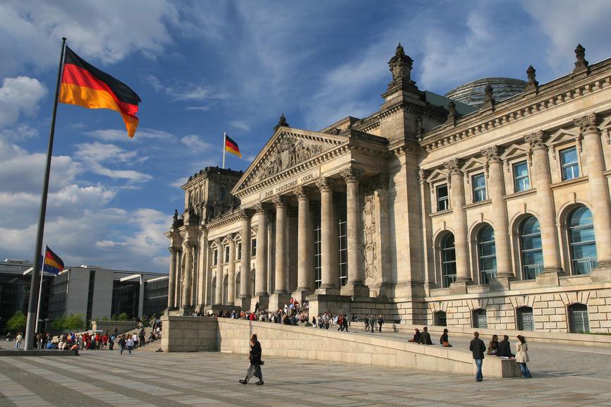 Reichstag - Berlin, Germany