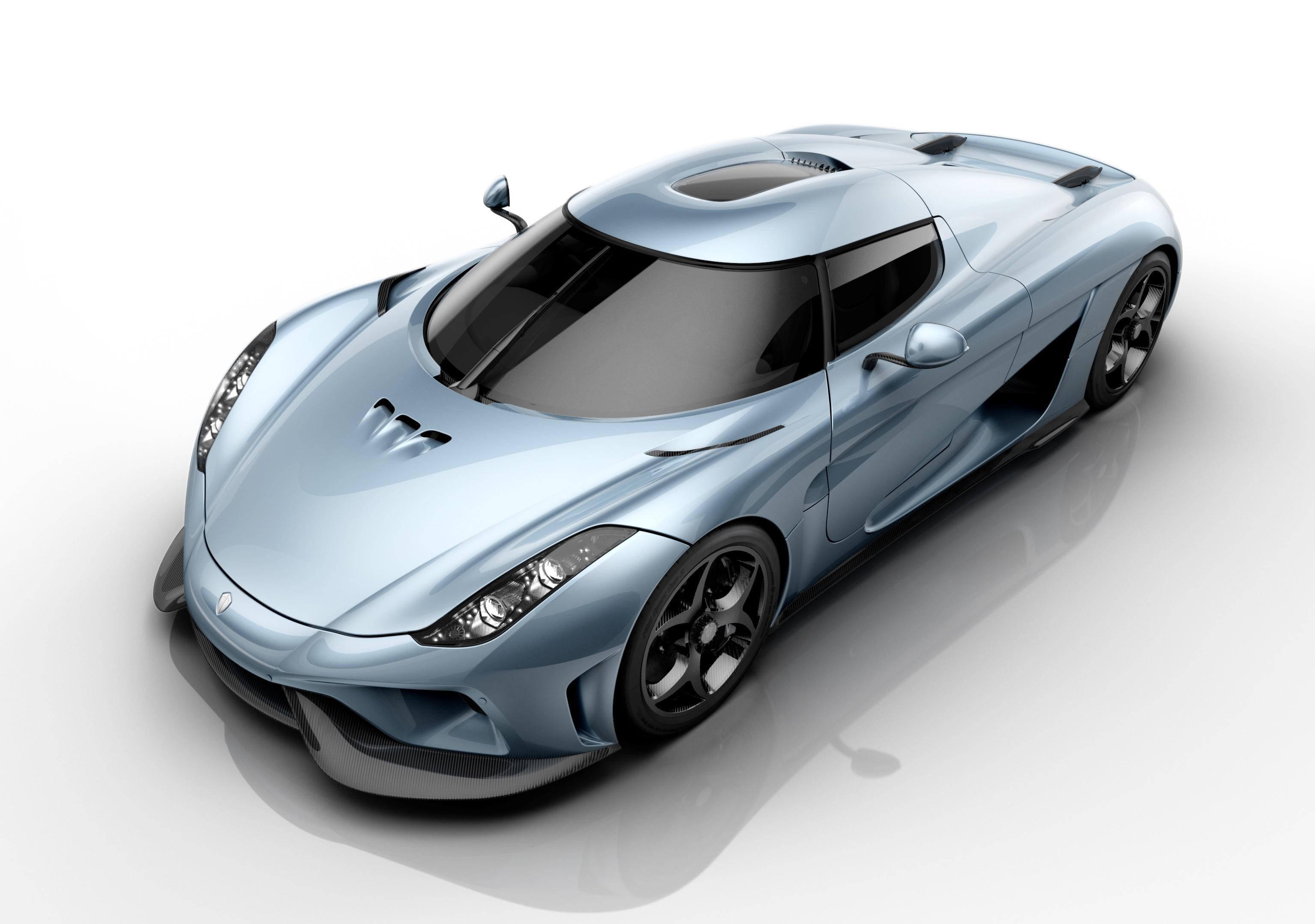 Koengisegg_Regera_front_moretwist Fascinating Bugatti Veyron Grand Sport Vitesse 1/4 Mile Cars Trend