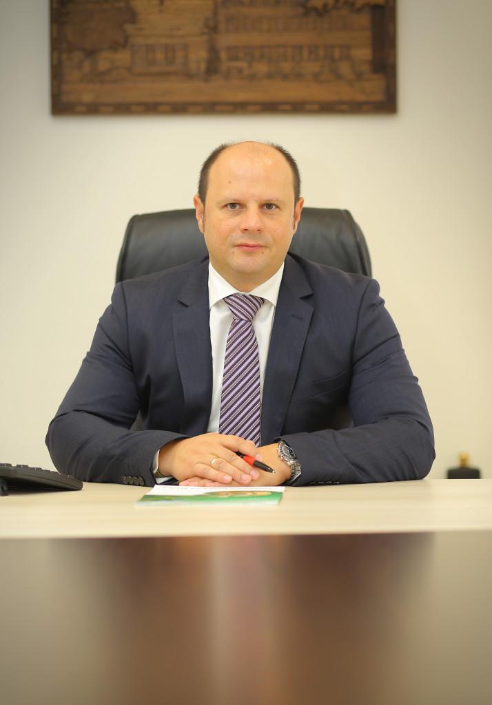 Stopanska Banka AD Bitola CEO Vladimir Eftimoski