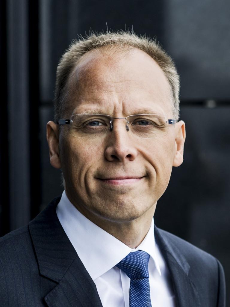 Frank Vang-Jensen is president and group chief executive of Handelsbanken