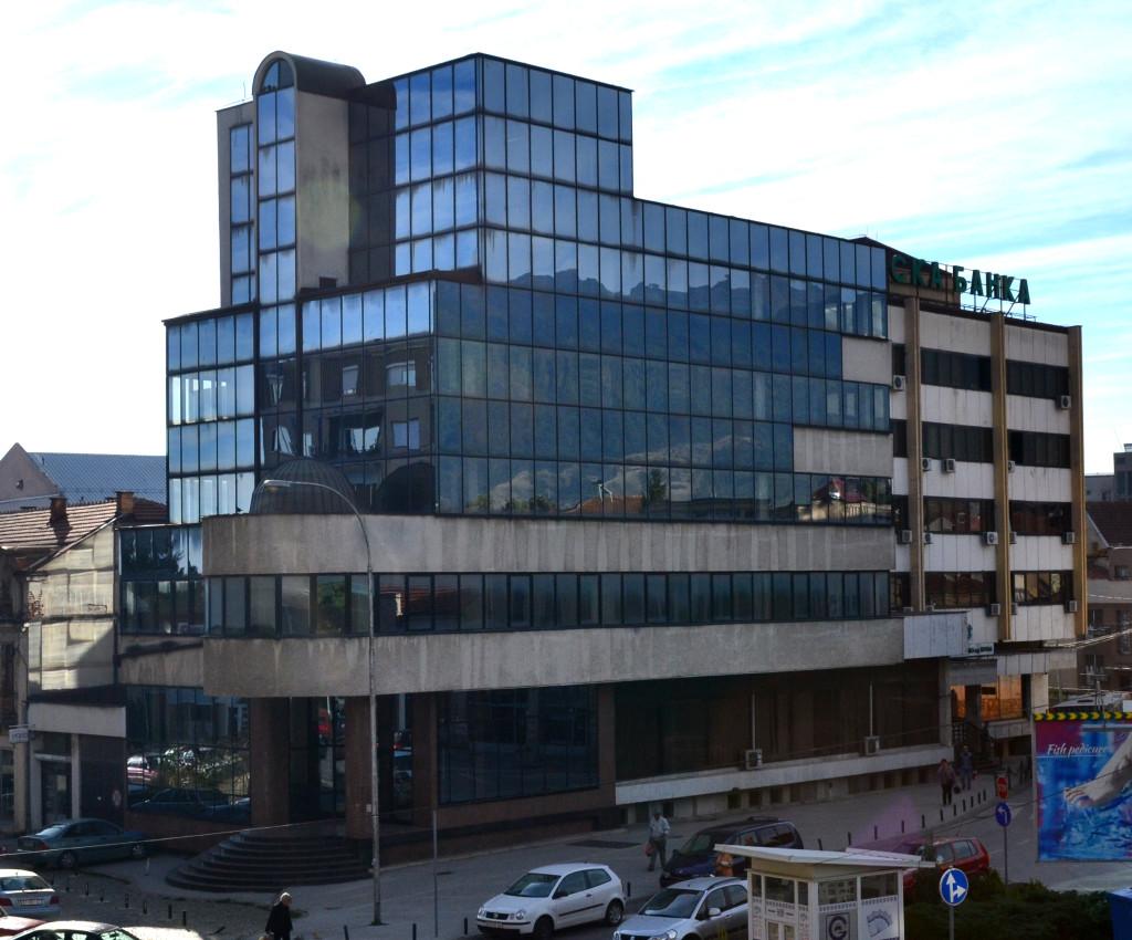 Stopanska Banka AD Bitola (Bitolska) Headquarters