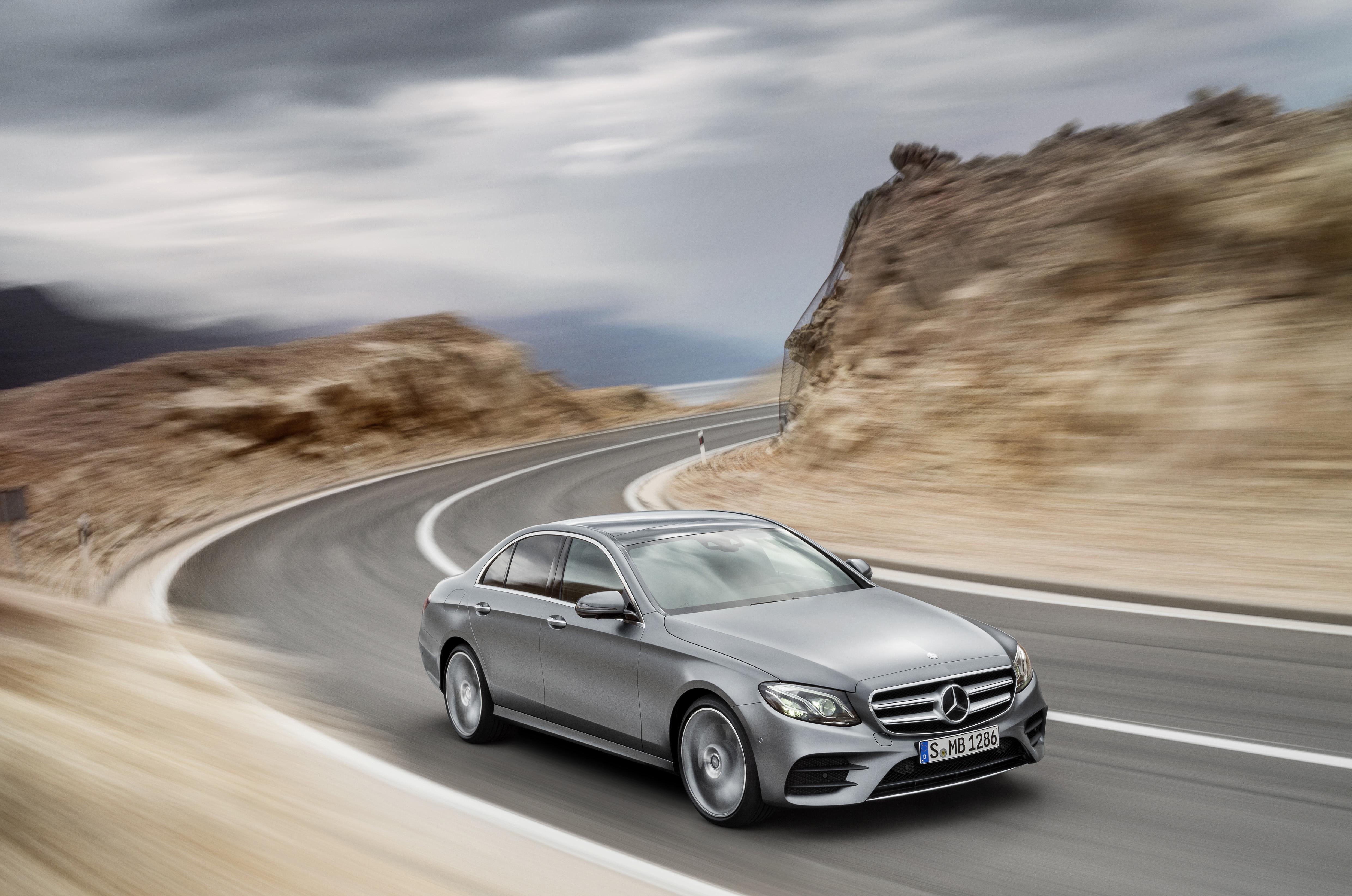 Mercedes Benz E Kle Limousine W 213 2016