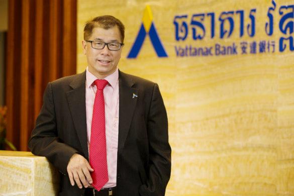 Mr. Chan Kok Choy, General Manager/Executive Director at Vattanac Bank