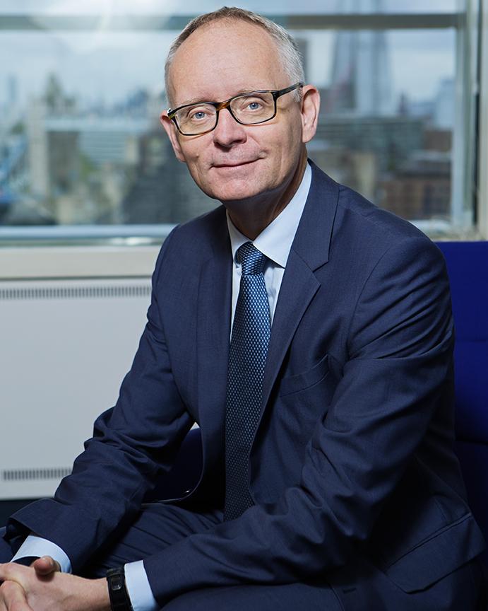 Anders Bouvin, CEO of Handelsbanken