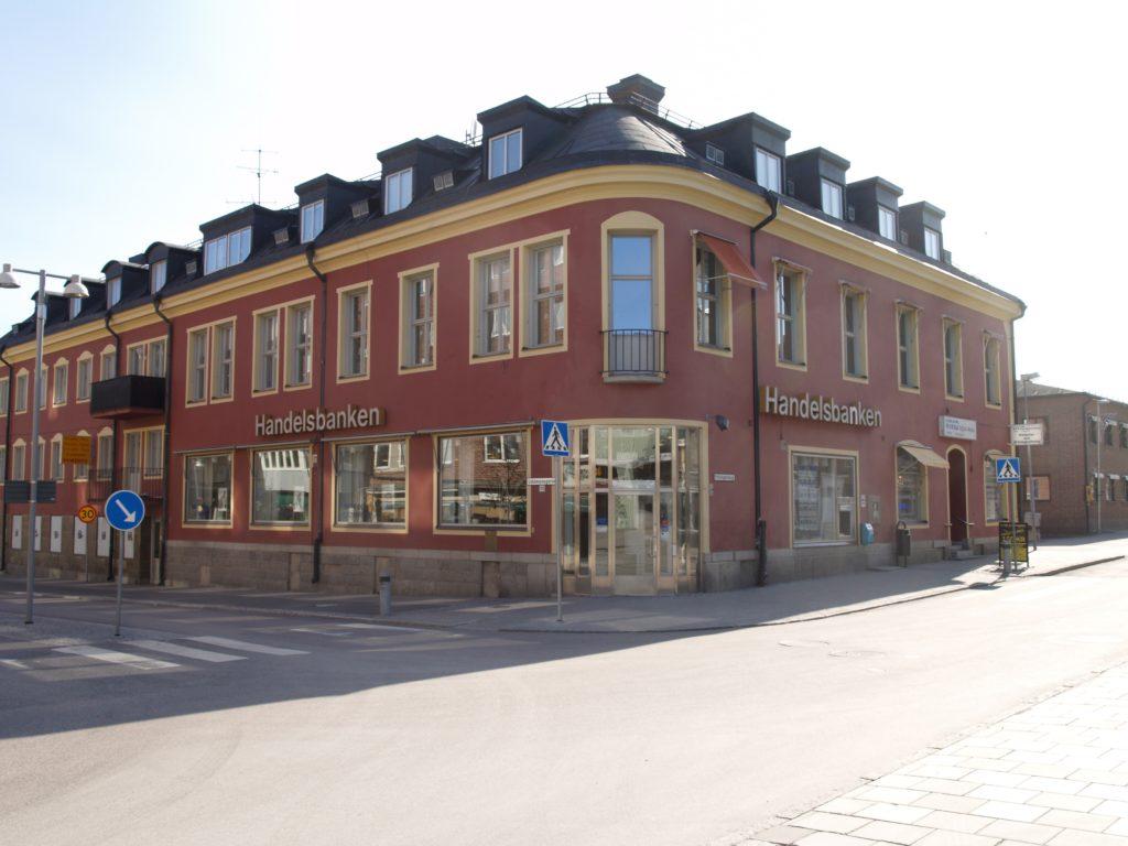 Handelsbanken Branch in Piteå Sweden