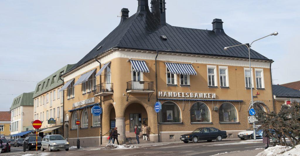 Handelsbanken Branch in Vimmerby Sweden