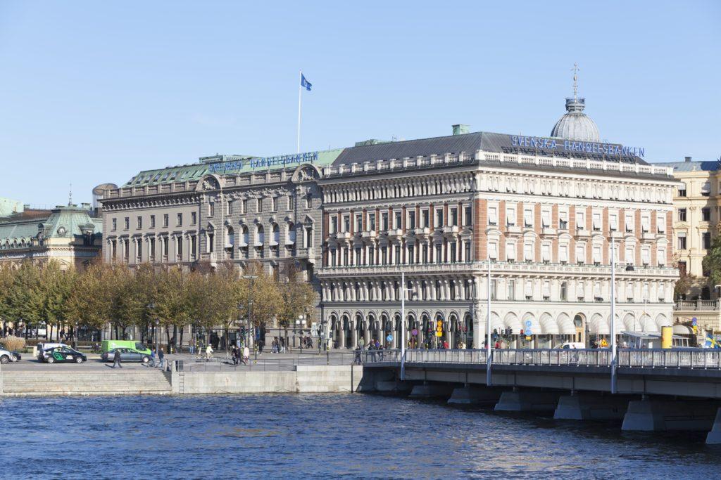 Handelsbanken Headquarters in Stockholm