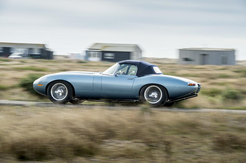 Classic Jaguar E-Type Roadster, or a Perfect Bespoke Restomod Eagle Spyder GT