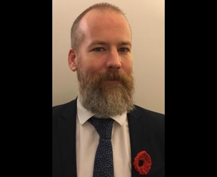 Gareth Evans – BAE Systems